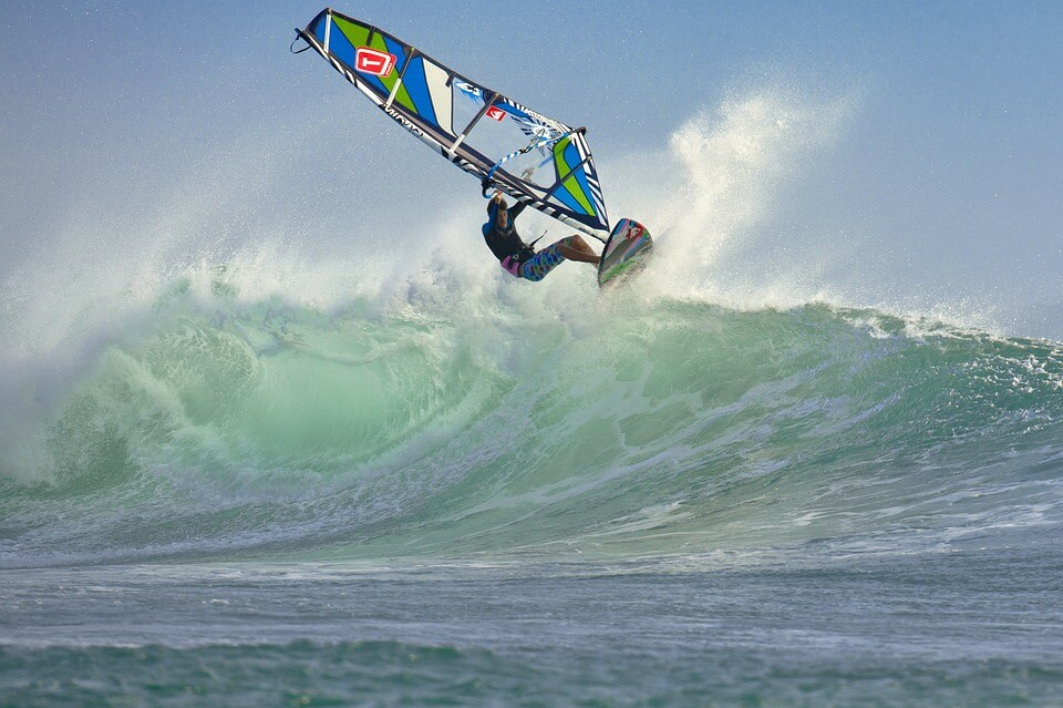 Czym jest windsurfing?